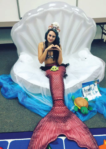 Mermaid Kelly
